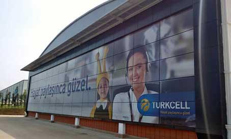 İzmir Cam Giydirme Reklam