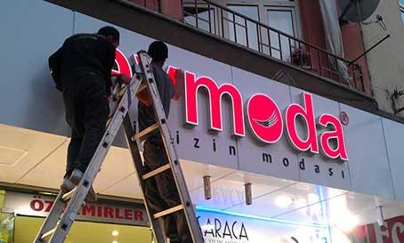 İzmir Tabela Narlıdere Tabela