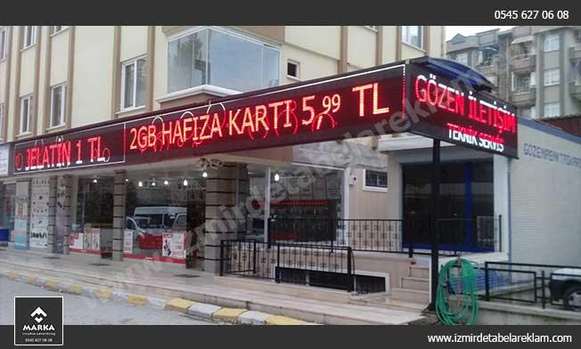 Led Tabela İzmir Fiyat