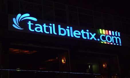 Işıklı Tabela, İzmir Tabela, Kutu
