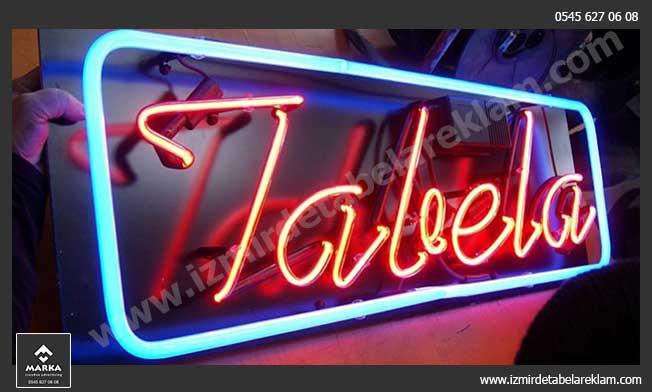 İzmir Tabela, Neon Tabela, Işıklı Tabela