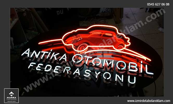 İzmir Neon Tabela