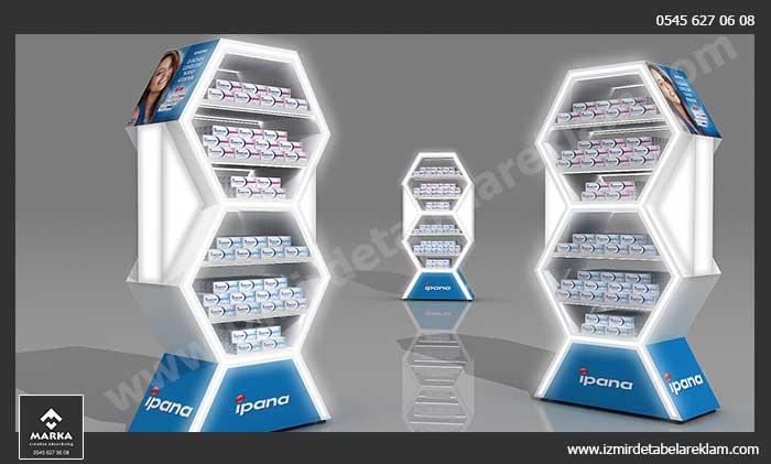 Ürün Standı, Display Stand