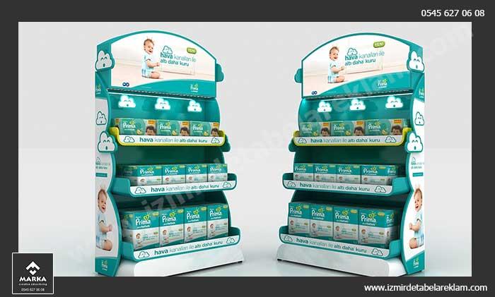 Karton Stand modelleri