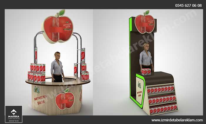 İzmir Stand, Ürün Standı, İzmir Reklam