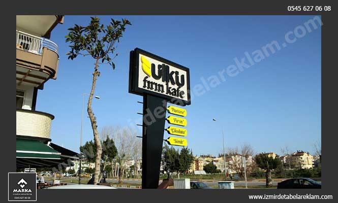 İzmir Tabela, Totem Tabela, İzmir Reklam