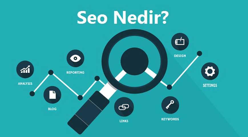 Seo, İzmir Web Tasarım