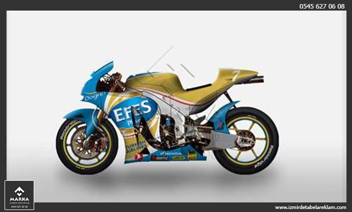 Motorsiklet Kaplama