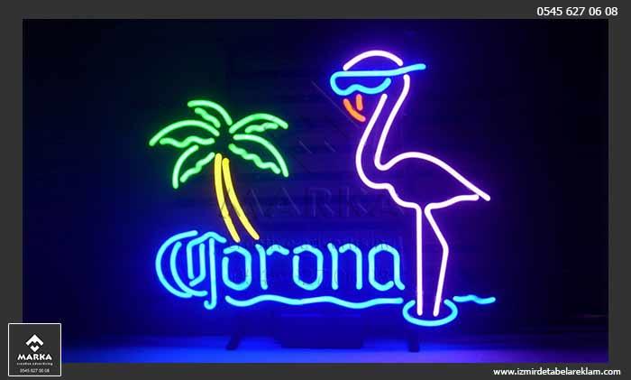 neon tabela, ışıklı bar neon tabela çeşitleri izmir