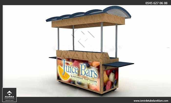 Kiosk Stand